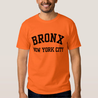 Bronx New York City T Shirts