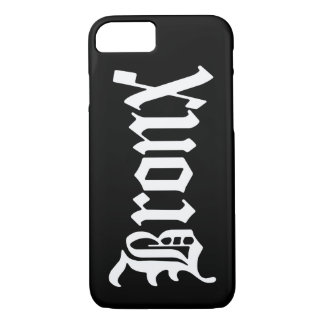 Bronx NYC Vintage Gothic iPhone 7 case