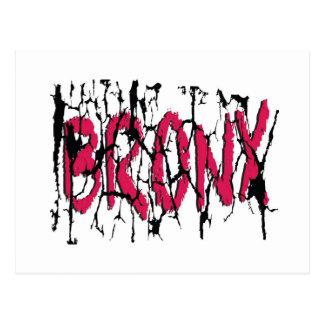 Bronx Post Card