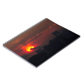 Bronx Sunset Note Books