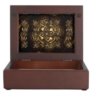 Bronze age keepsake boxes