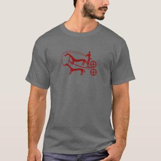 Bronze Age war chariot from Kivik T-Shirt