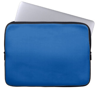Bronze Dark Blue Color Trend Blank Template Computer Sleeve
