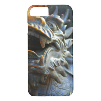 Bronze Dragon - China - iPhone 7 Case