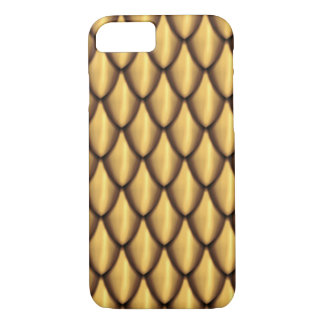Bronze Dragon Scale Phone Case