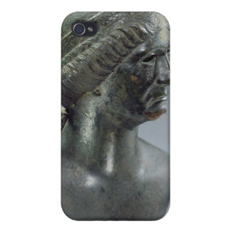 Bronze head of a woman, sometimes identified as Ma iPhone 4/4S Cover