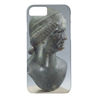 Bronze head of a woman, sometimes identified as Ma iPhone 7 Case