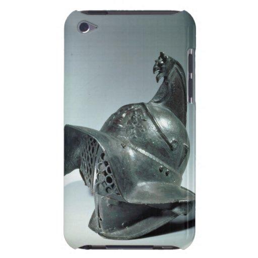 Bronze helmet of Thracian gladiator, Roman, 1st ce iPod Touch Case-Mate Case