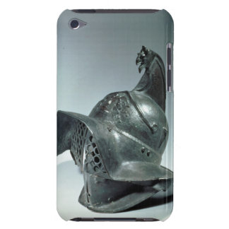 Bronze helmet of Thracian gladiator, Roman, 1st ce iPod Touch Cases