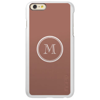 Bronze High End Colored Monogram