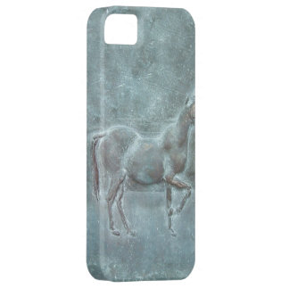 Bronze horse barely there iPhone 5 case