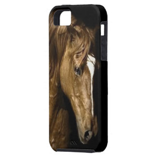 Bronze Horse - iPhone 5/5S, Vibe Tough iPhone 5 Case
