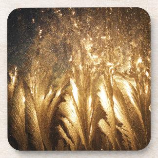 Bronze Ice Coaster