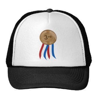 Bronze Medal Cap