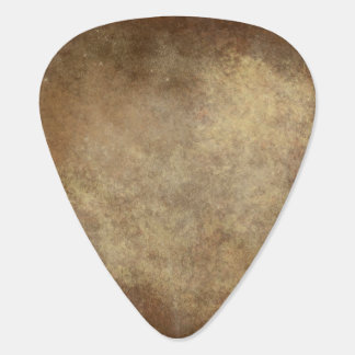 Bronze Metal Guitar Pick