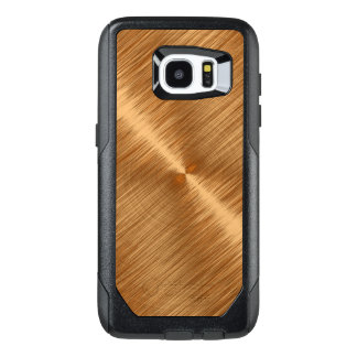 Bronze Metallic Otterbox Galaxy Edge S7 Case