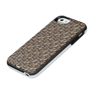 Bronze Pattern IPhone 5/5S Battery Case