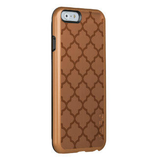 Bronze Pattern iPhone 6 case Incipio Feather® Shine iPhone 6 Case