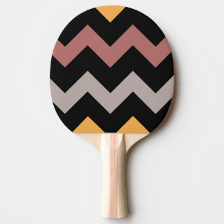 Bronze Silvered Gold Ping Pong Paddle