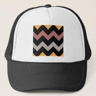 Bronze Silvered Gold Trucker Hat