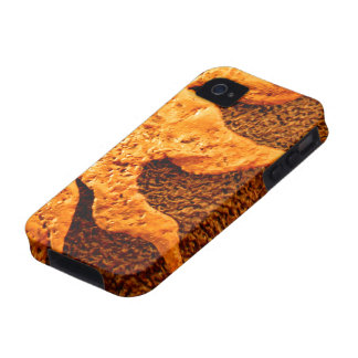 BRONZE SUN iPHONE 4 CUSTOM CASE MATE TOUGH iPhone 4 Cases