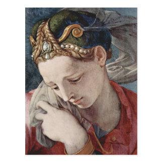 Bronzino Postcard