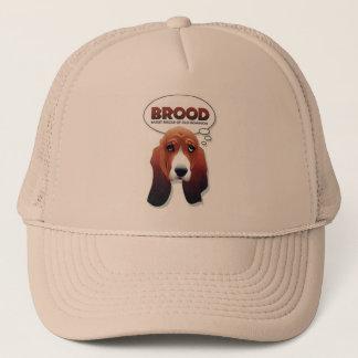 BROOD basset trucker hat