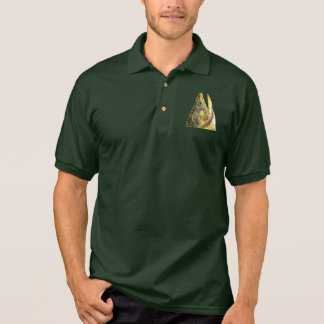 Brook Trout Fisherman Polo Shirt