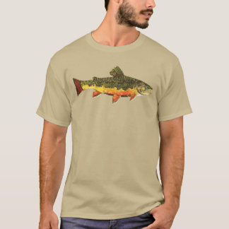 Brook Trout Fishing T-Shirt