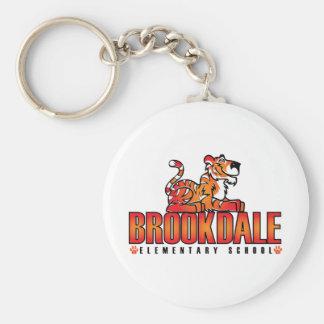 Brookdale Elementary School Spirit Wear Key Ring