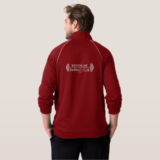 Brookline Barbell Club - American Apparel Fleece Jacket