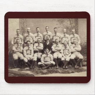 Brooklyn Baseball Team, 1889 Mouse Pad