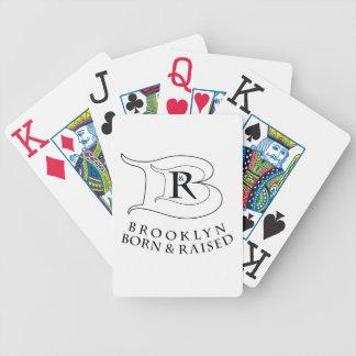 BROOKLYN BORN & RAISED™ JUMBO INDEX PLAYING CARDS