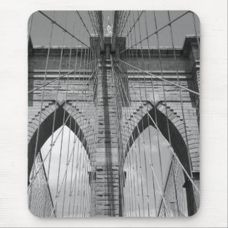 Brooklyn Brdige - B&W Mouse Pad