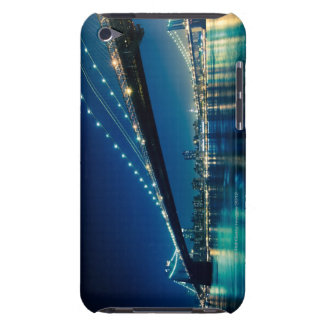 Brooklyn Bridge and Lower Manhattan at Night iPod Touch Case