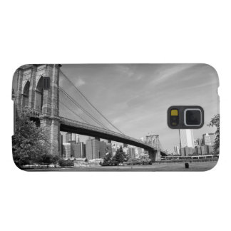 Brooklyn Bridge and NYC Skyline Galaxy S5 Cover