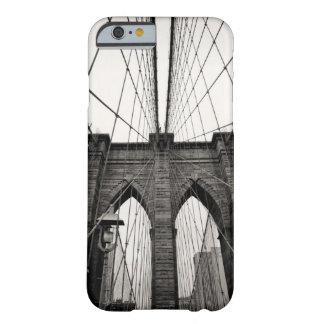 Brooklyn Bridge B&W Barely There iPhone 6 Case