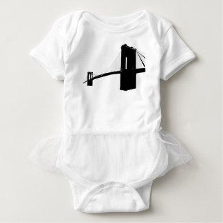 Brooklyn Bridge Baby Bodysuit