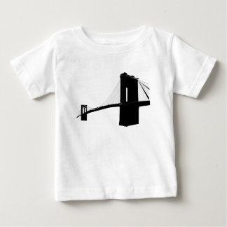 Brooklyn Bridge Baby T-Shirt