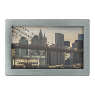 Brooklyn Bridge Belt Buckle