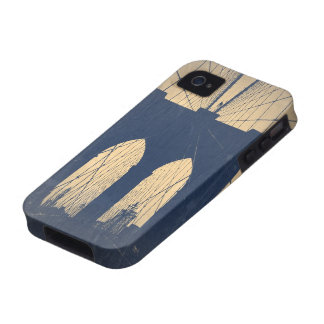 Brooklyn Bridge Vibe iPhone 4 Cases