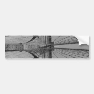 Brooklyn Bridge case/card Car Bumper Sticker