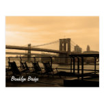 Brooklyn Bridge (customize it!) Post Cards