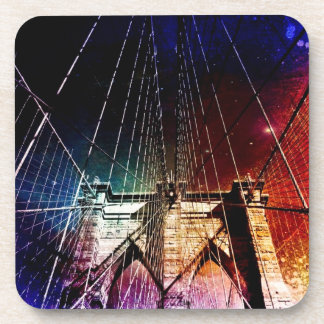 Brooklyn Bridge - Galaxies - NYC Coasters