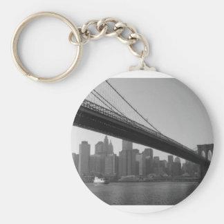 brooklyn-bridge key ring