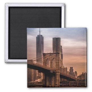 Brooklyn Bridge  kitchen magnet