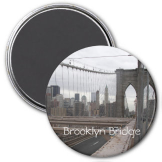 Brooklyn Bridge Magnet