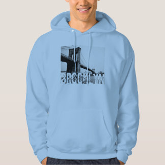 Brooklyn Bridge Men's Hoodie 2