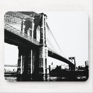 Brooklyn Bridge Mouse Pads