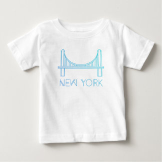 Brooklyn Bridge | New York City Baby T-Shirt